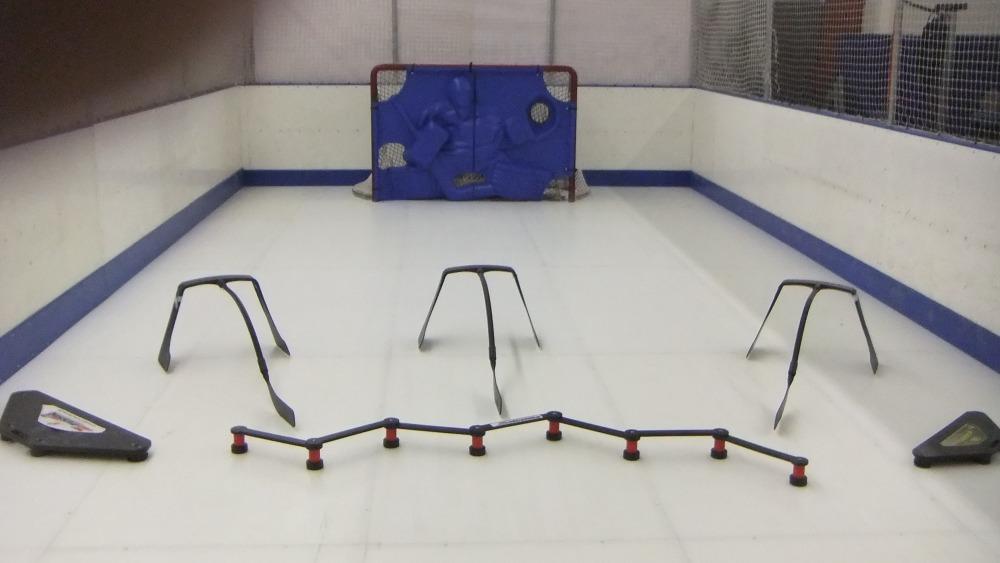 Своими руками тренажеры для хоккея